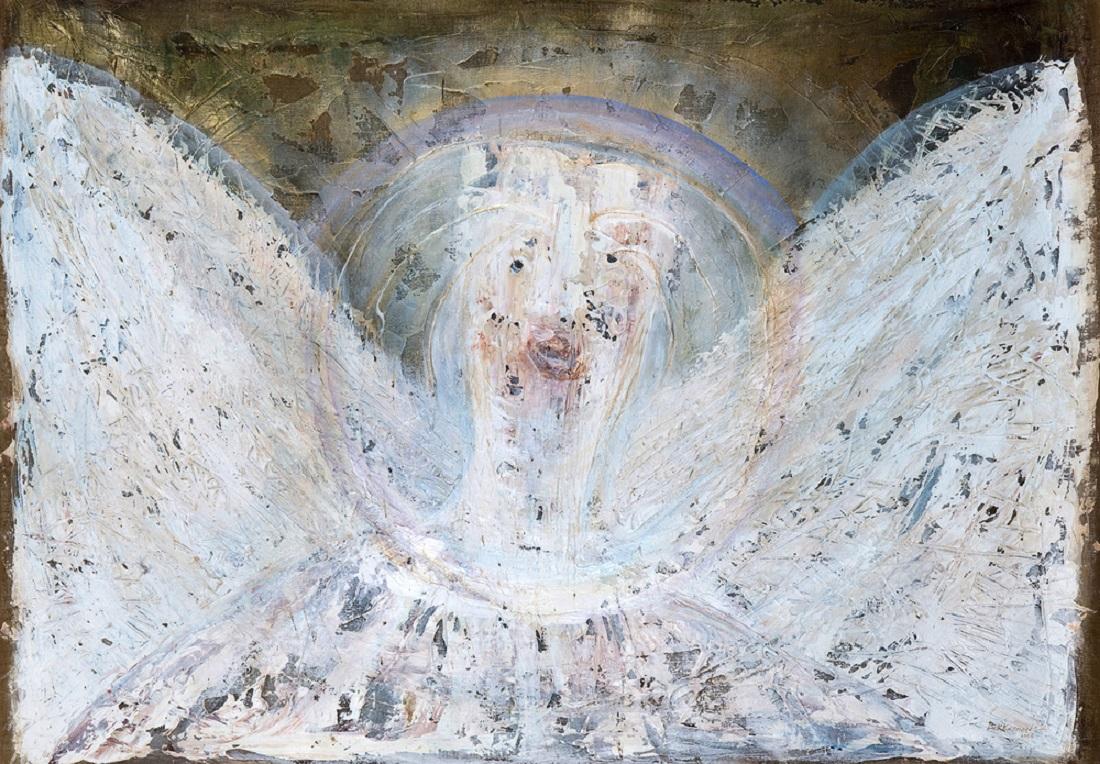 Edward+Bekkerman,+Healing+Angel