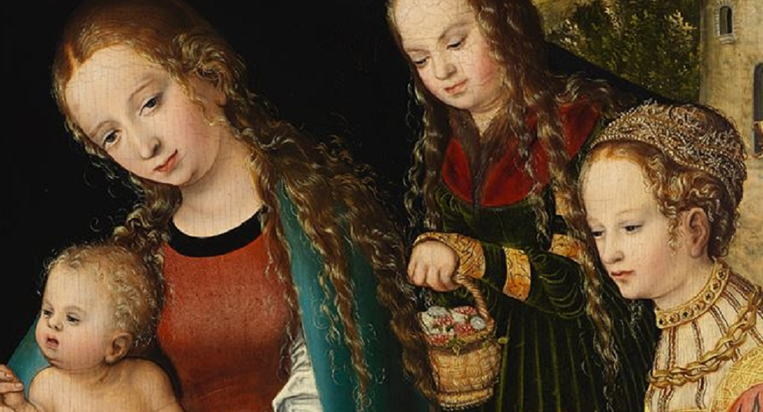 cranach's exhibition